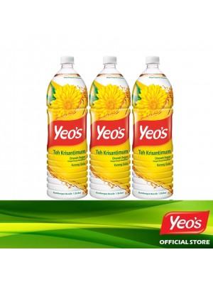 Yeo's Chrysanthemum Tea Pet 3x1.5L