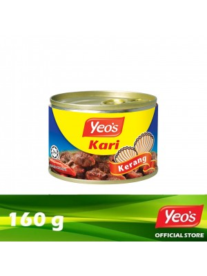 Yeo's Curry Cockles 160g
