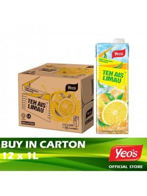 Yeo's Iced Tea Lemon Combi 12 x 1L
