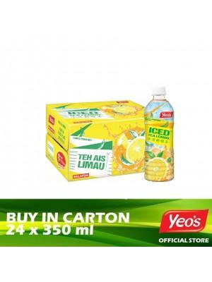 Yeo's Iced Tea Lemon PET 24 x 350ml