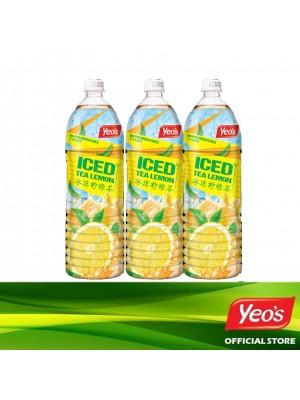Yeo's Iced Tea Lemon Pet 3x1.5L