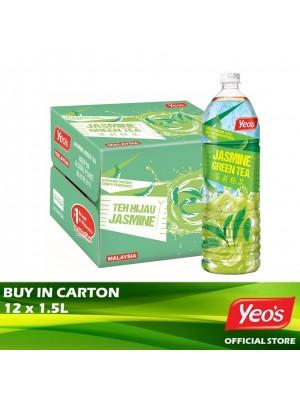 Yeo's Jasmine Green Tea Pet 12x1.5L