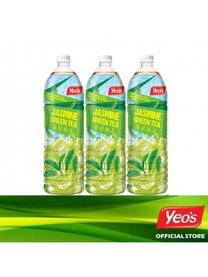 Yeo's Jasmine Green Tea Pet 3x1.5L