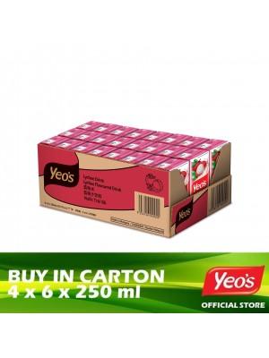 Yeo's Lychee 4 x 6 x 250ml
