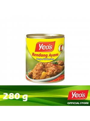 Yeo's Rendang Chicken with Potatoes 280g