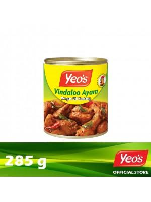 Yeo's Vindaloo Chicken with Potatoes 285g