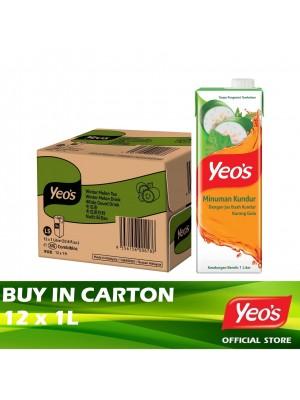 Yeo's Winter Melon Combi 12 x 1L