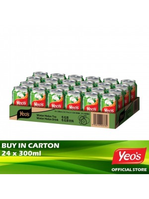 Yeo's Winter Melon Tea CD 24 x 300ml