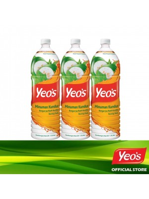Yeo's Winter Melon Tea Pet 3x1.5L