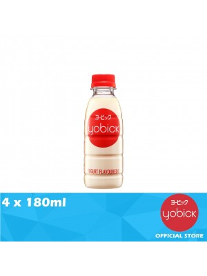 Yobick Yogurt Drink Original Flavour 4 x 180ml