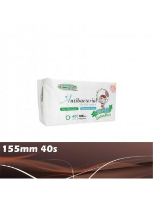 Young Girl Antibacterial Pantyliner 155mm 40s