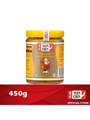 Yuen Chun Taucu Whole Bean Paste Cap Datuk 450g