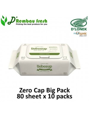 Zero Cap Big Pack 80's x 10