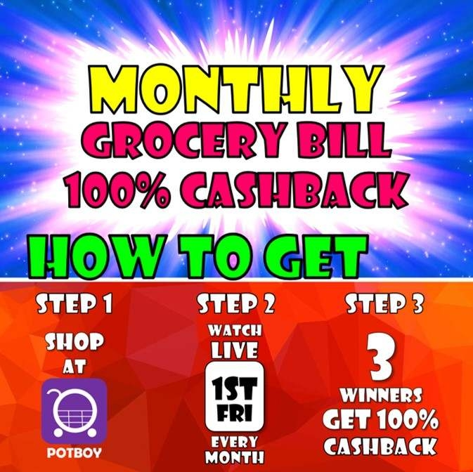 Monthly Cashback